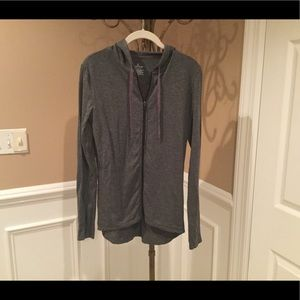 Cuddl Duds Full ZIP Knit Jacket - XS